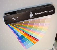SHERWIN-WILLIAMS - каталог цветов